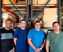 Warehouse Team Full Protection