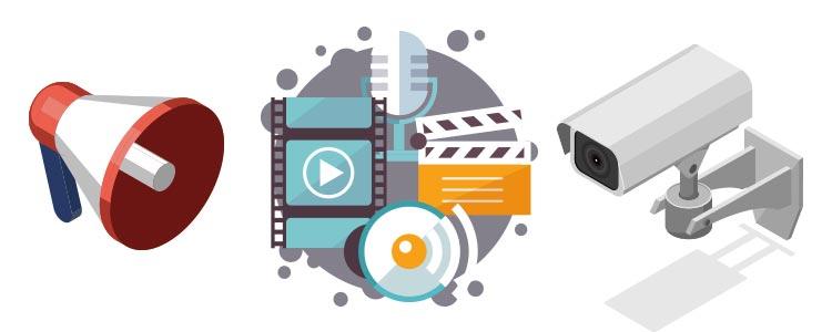 Sistemas de Audio y Video para Seguridad electrónica
