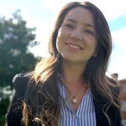 Camila Huertas Marketing Assistant