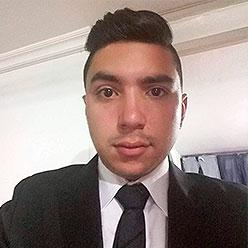 Leonardo Varón Inside Sales Executive