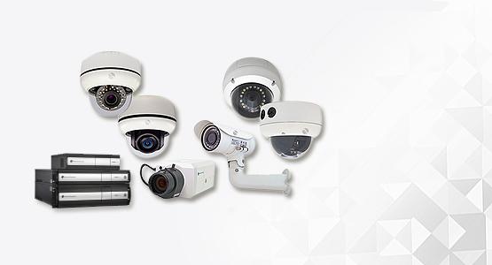 American Dynamics CCTV video surveillance systems