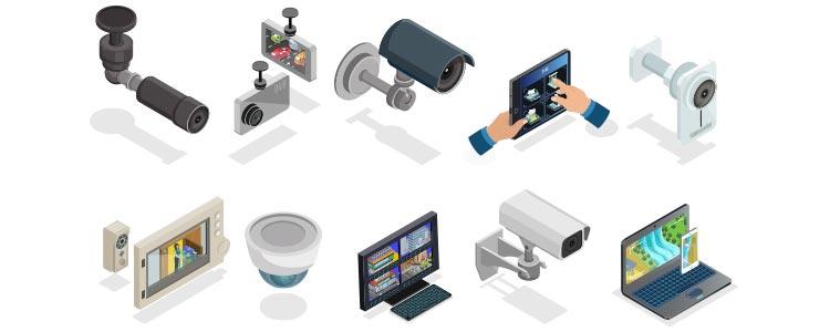 CCTV Surveillance Video Systems