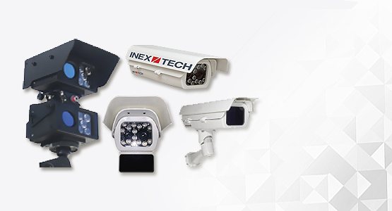 Inxe Tech ANPR Vehicle Cameras