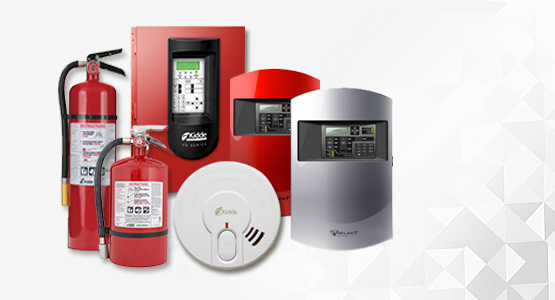 Kidde fire control panels, fire detection