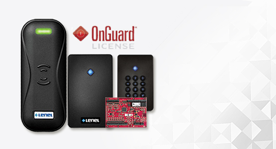 Lenel access control systems