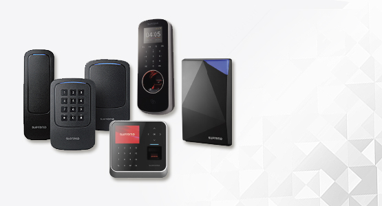 Suprema access control readers, biometric readers