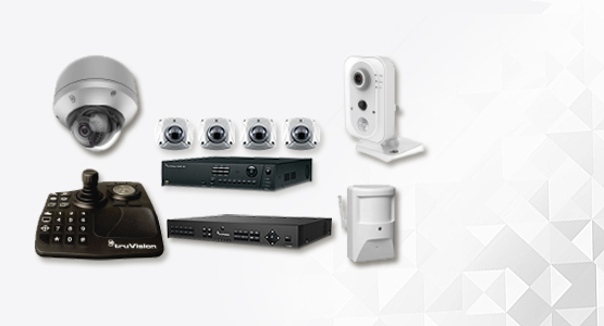 Truvision video cameras and DVRs