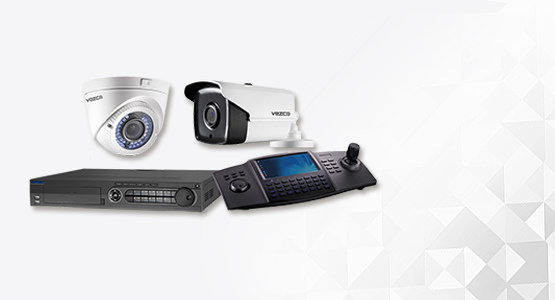 Vezco intercoms, DVR, NVR, cameras, domes, bullet cameras, PTZ cameras