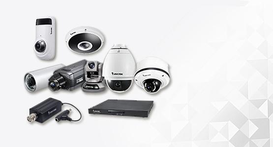 Vivotek cameras, bullet cameras, PTZ cameras, DVR, video surveillance